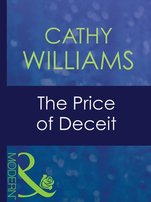cover image of The Price of Deceit