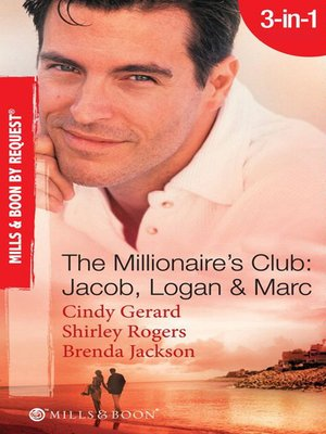cover image of The Millionaire's Club