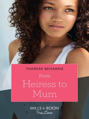 cover image of From Heiress to Mum