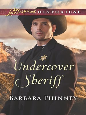 cover image of Undercover Sheriff