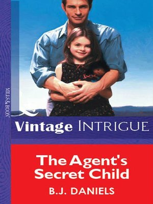 cover image of The Agent's Secret Child
