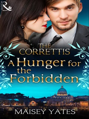 cover image of A Hunger for the Forbidden