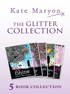 cover image of The Glitter Collection