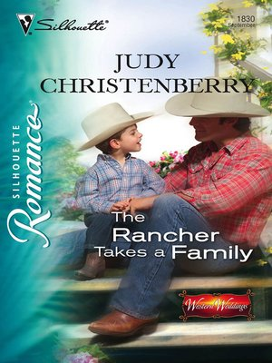 cover image of The Rancher Takes a Family