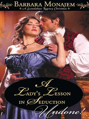 cover image of A Lady's Lesson in Seduction