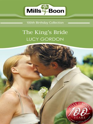 cover image of The King's Bride