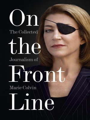 cover image of On the Front Line