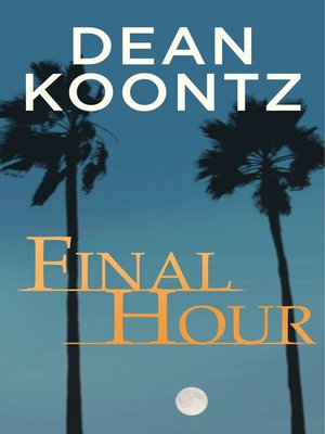 cover image of Final Hour