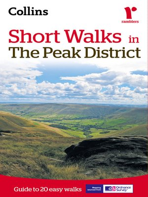 cover image of Short walks in the Peak District