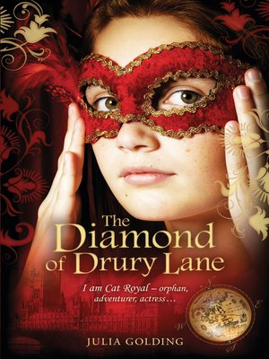 cover image of The Diamond of Drury Lane