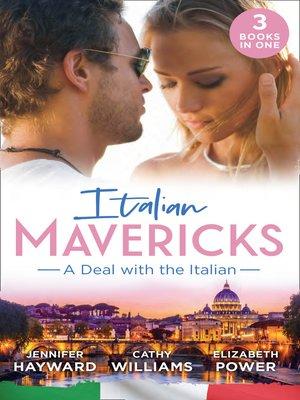 cover image of Italian Mavericks