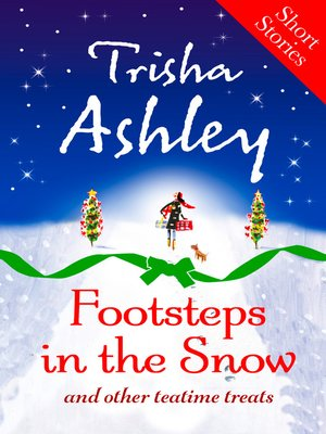 cover image of Footsteps in the Snow and other Teatime Treats