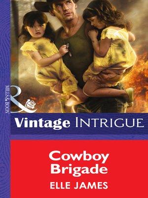 cover image of Cowboy Brigade
