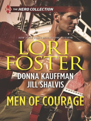 cover image of Men of Courage