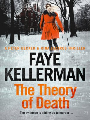 cover image of The Theory of Death