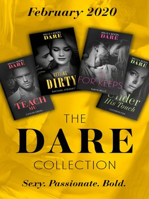 cover image of The Dare Collection February 2020