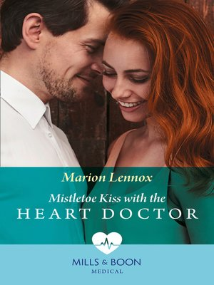 cover image of Mistletoe Kiss With the Heart Doctor