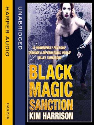 cover image of Black Magic Sanction