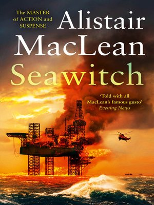 cover image of Seawitch