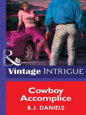 cover image of Cowboy Accomplice