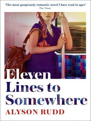 cover image of Eleven Lines to Somewhere