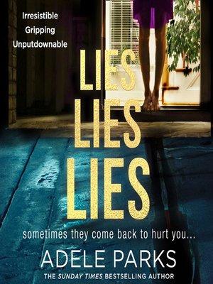 cover image of Lies Lies Lies
