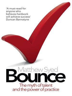 cover image of Bounce
