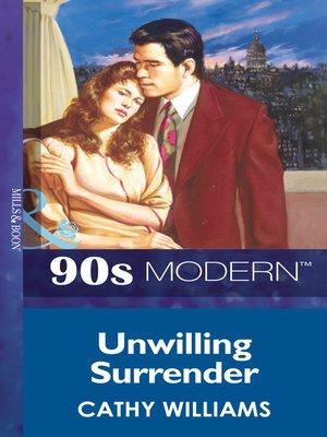 cover image of Unwilling Surrender