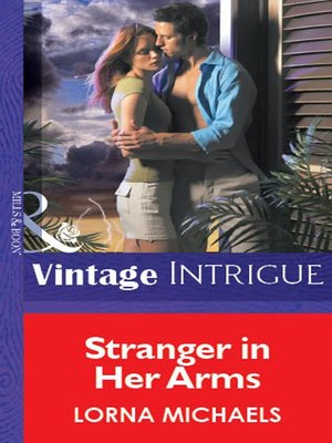 cover image of Stranger In Her Arms
