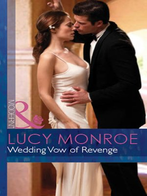 cover image of Wedding Vow of Revenge