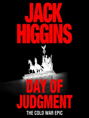 cover image of Day of Judgment