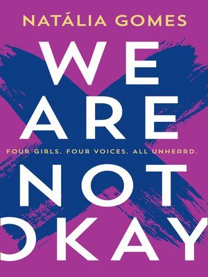 cover image of We Are Not Okay