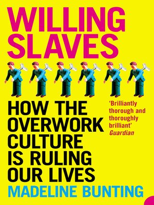 cover image of Willing Slaves
