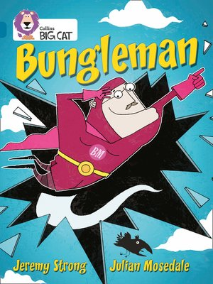 cover image of Bungleman