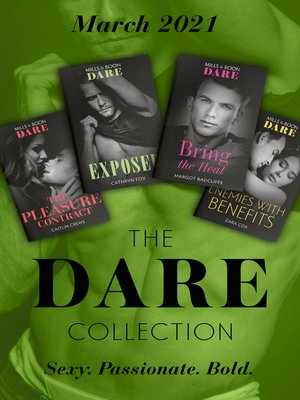 cover image of The Dare Collection March 2021