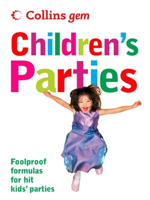 cover image of Children's Parties