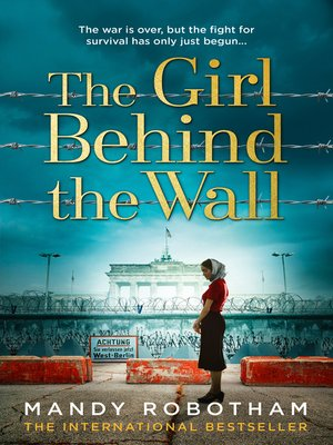 cover image of The Girl Behind the Wall