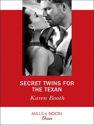 cover image of Secret Twins For the Texan
