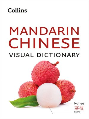 cover image of Collins Mandarin Chinese Visual Dictionary
