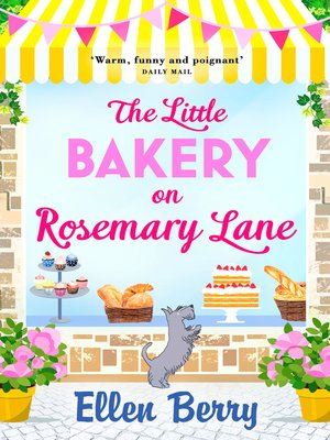 cover image of The Little Bakery on Rosemary Lane