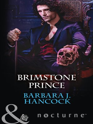 cover image of Brimstone Prince