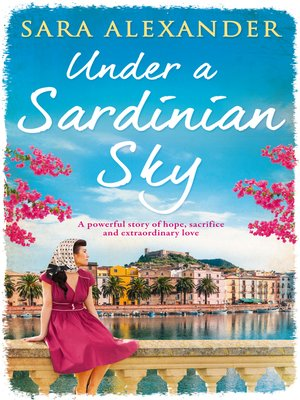 cover image of Under a Sardinian Sky