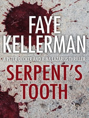 cover image of Serpent's Tooth