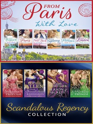 cover image of The From Paris With Love and Regency Season of Secrets Ultimate Collection
