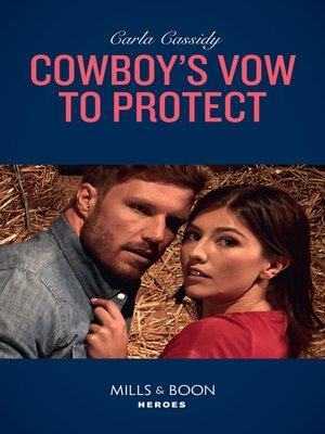 cover image of Cowboy's Vow to Protect
