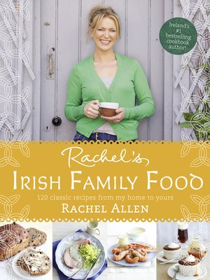 cover image of Rachel's Irish Family Food