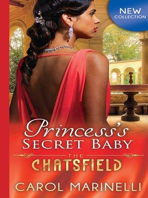 cover image of Princess's Secret Baby