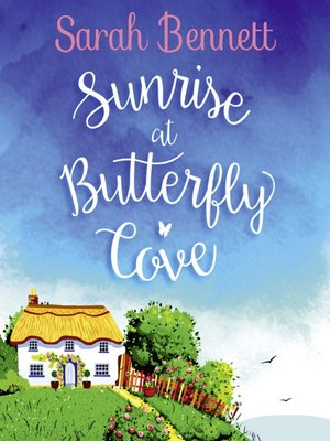 cover image of Sunrise at Butterfly Cove (Butterfly Cove, Book 1)