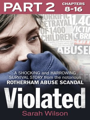 cover image of Violated, Part 2 of 3