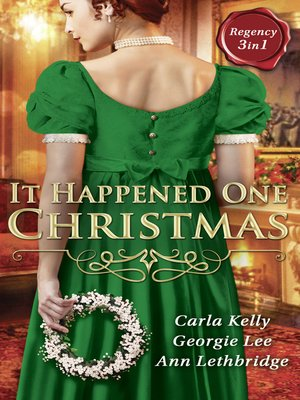 cover image of It Happened One Christmas